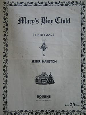 Mary's Boy Child (Spiritual)
