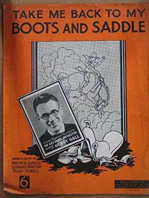 Take Me Back to My Boots and: Walter G. Samuels,