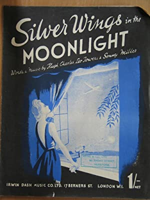 Silver Wings in the Moonlight