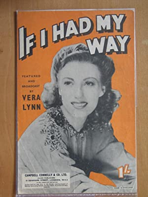 If I Had My Way - as: Lou Klein and