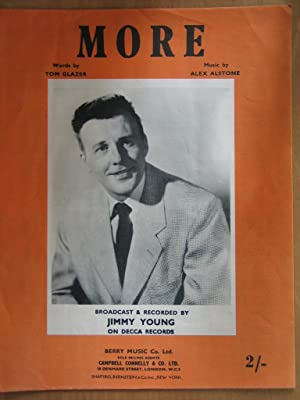 More - as Sung By Jummy Young: Tom Glazer and