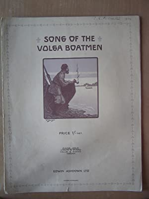 Song of the Volga Boatmen - Piano Solo