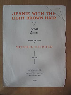 Jeanie with the Light Brown Hair: Stephen Foster