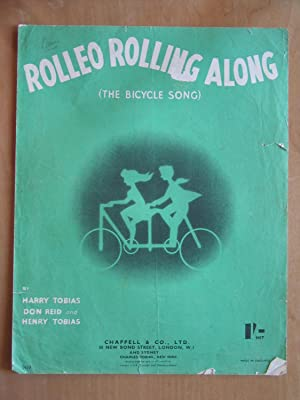 Rolleo Rolling Along (The Bicycle Song)