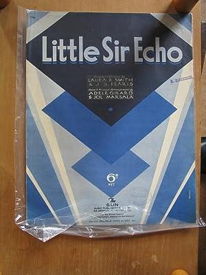 Little Sir Echo: Laura R. Smith,