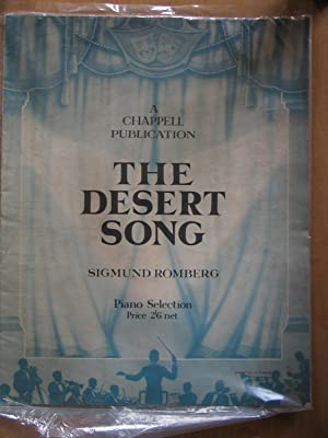 The Desert Song Selection