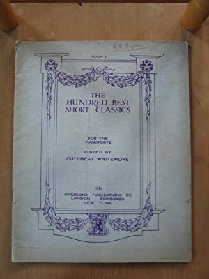 The Hundred Best Short Classics - Book 2