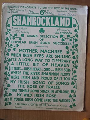 Shamrockland - Grand Selection of Popular Irish Song Successes