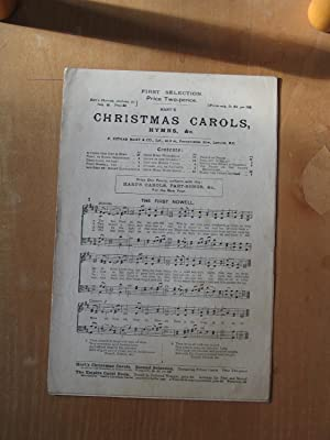 Christmas Carols - the First Nowell, Prince of Peace, Good King Wenceslas, Ring Out O Bells and O...