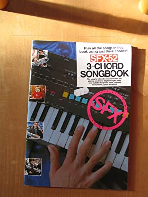 Sfx-52 3 Chord Songbook