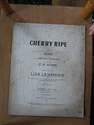 Cherry Ripe: Herrick and C.