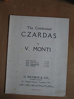 The Celebrated Czardas