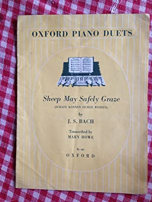 Sheep May Safely Graze - Oxford Piano Duet