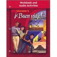 Buen viaje! Level 1, Workbook and Audio: Unknown