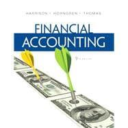 Financial Accounting: Harrison, Walter T.,