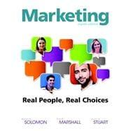 Marketing Real People, Real Choices: Solomon, Michael R.;