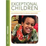 Exceptional Children : An Introduction to Special: Heward, William L.