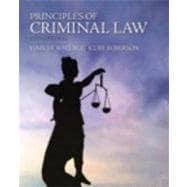 Principles of Criminal Law: Wallace, Harvey; Roberson,