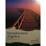 Introductory Algebra: Lial, Margaret L.;
