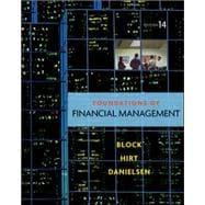 Foundations of Financial Management with Time Value: Block, Stanley; Hirt,