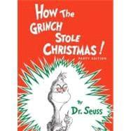 How the Grinch Stole Christmas!: DR SEUSS