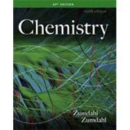 Chemistry AP Edition, 9th: Zumdahl/Zumdahl