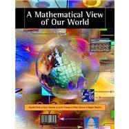 A Mathematical View of Our World (with: Parks, Harold; Musser,