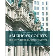 America's Courts and the Criminal Justice System,: Neubauer; Fradella