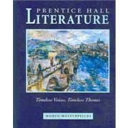 Prentice Hall Literature: Kinsella, Kate; Feldman,
