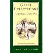 Great Expectations (A Norton Critical Edition): DICKENS,CHARLES