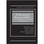 Professional Responsibility: Pearce, Russell G.;