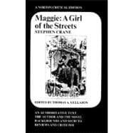 Maggie: A Girl of the Streets (Norton: CRANE,STEPHEN