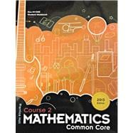 Mathematics, Course 2, Common Core, All-In-One Student: Prentice Hall