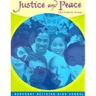 Justice and Peace : Our Faith in: Stoutzenberger, Joseph