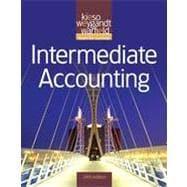 Intermediate Accounting, 14th Edition: Donald E. Kieso;