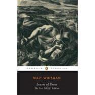 Leaves of Grass : The First (1855): Whitman, Walt (Author);