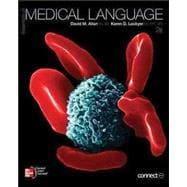 Essentials of Med Language with Connect Plus: Allan , David;Lockyer