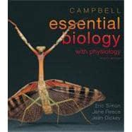 Campbell Essential Biology with Physiology: Simon, Eric J.;