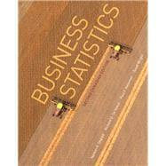 Business Statistics, Second Canadian Edition,: Norean D. Sharpe