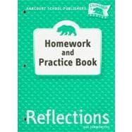 California Reflections Homework and Practice Book, Grade: Unknown