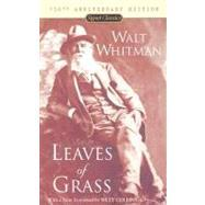 Leaves of Grass, a Textual Variorum of: Whitman, Walt (Author);