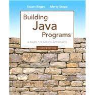 Building Java Programs: Reges, Stuart; Stepp,