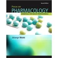 Focus on Pharmacology: Moini, Jahangir
