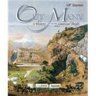 Out of Many: a History of the: Faragher, John Mack;