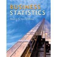 Business Statistics: Sharpe, Norean R.;