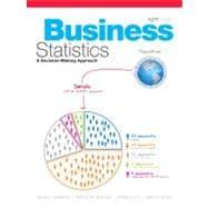 Business Statistics: Groebner, David F.;