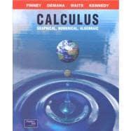 Calculus: Finney, Ross L.;