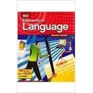 Elements of Language, Grade 8 (Textbook): Holt