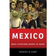 Mexico What Everyone Needs to Know®: Camp, Roderic Ai