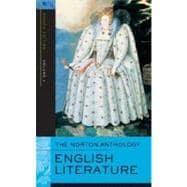 Norton Anthology of English Literature : The: GREENBLATT,STEPHEN